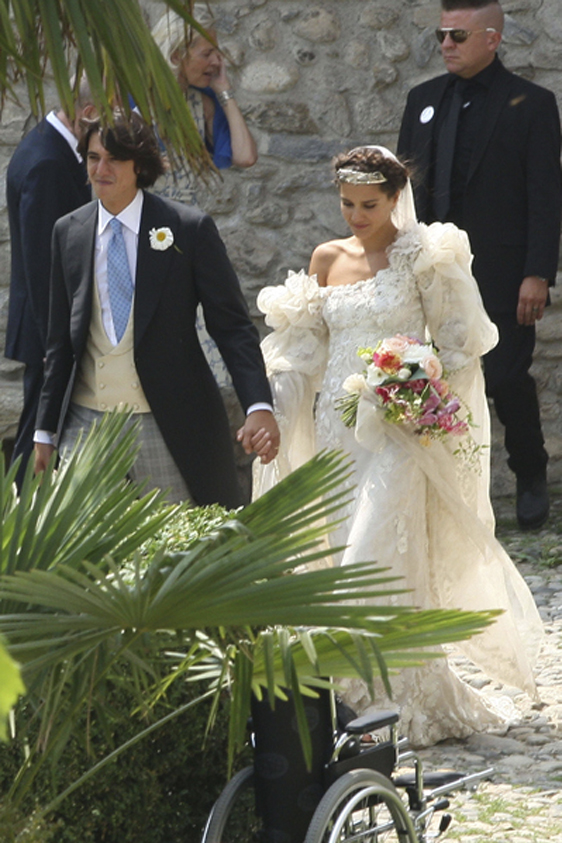 Boda Margherita Missoni - Giambattista Valli 1