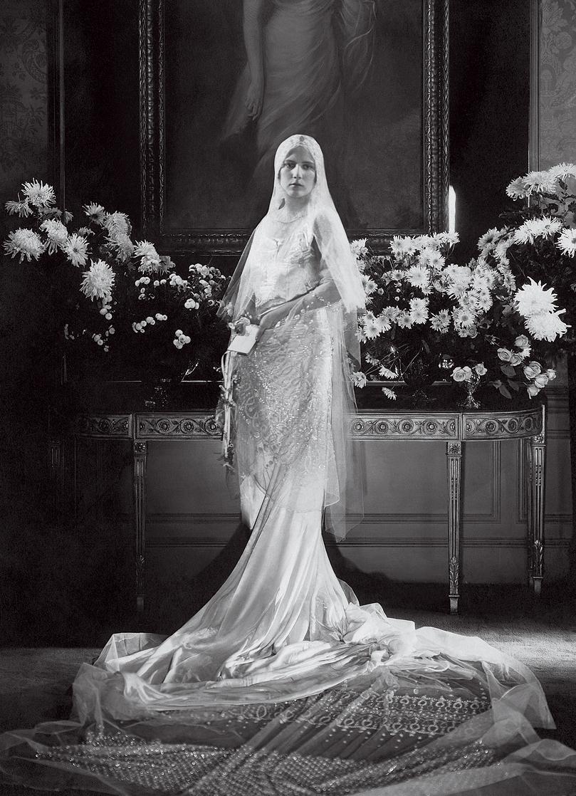 Wedding Charlotte Babcock Brown - Lanvin (1928)