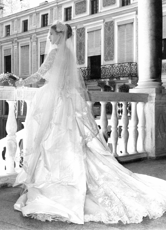 Wedding dress Grace Kelly - Helen Rose