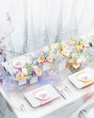 Silla Louis Ghost 12 - Banquete boda