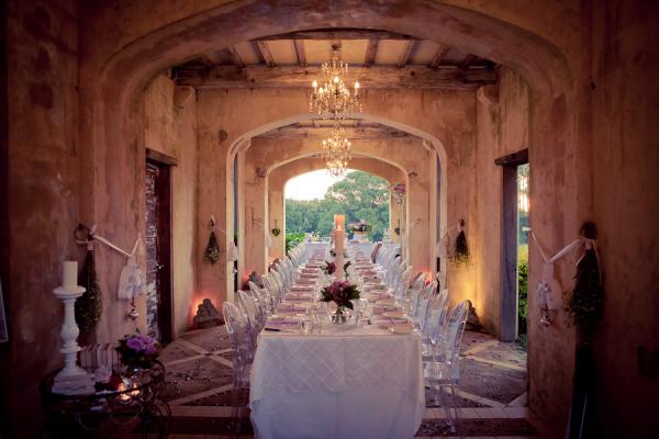 Silla Louis Ghost 14 - Banquete boda