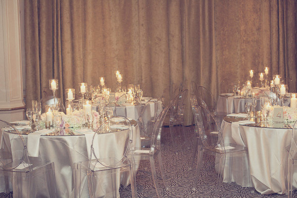 Silla Louis Ghost 16 - Banquete boda