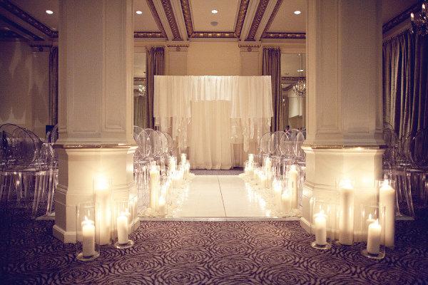 Silla Louis Ghost 2 - Ceremonia boda