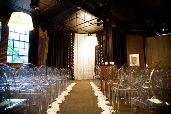 Silla Louis Ghost 3 - Ceremonia boda
