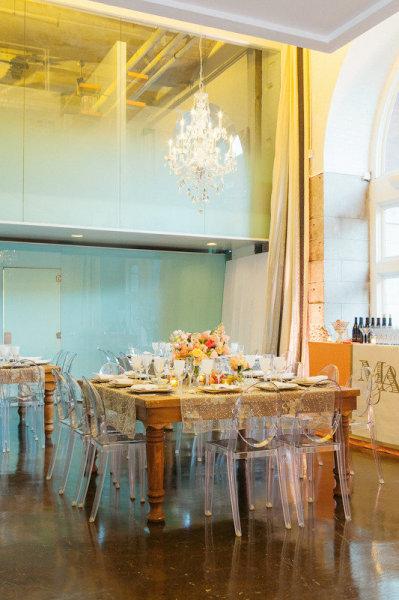 Silla Louis Ghost 6 - Banquete boda