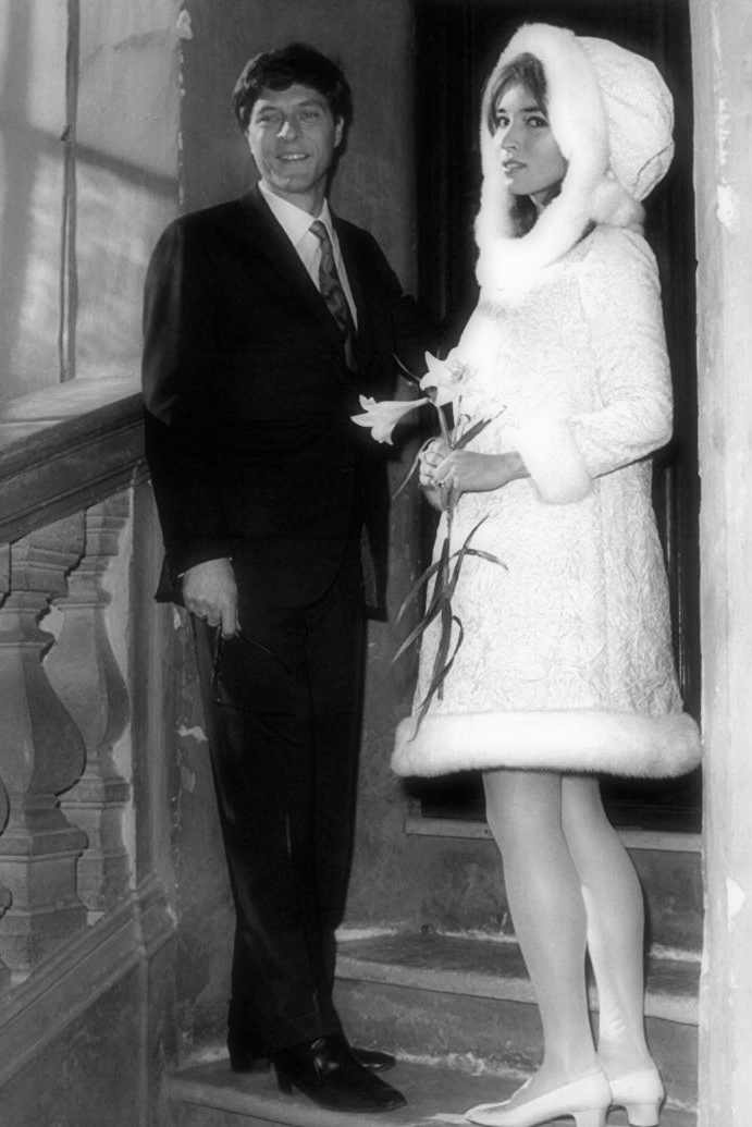 Wedding Talitha Getty (1966)