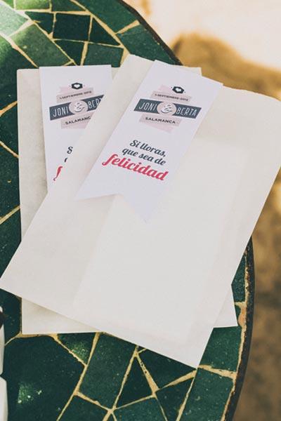 Una boda en Salamanca llena de detalles increíbles 9