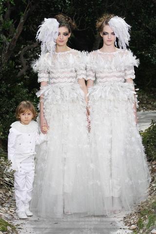 Chanel Alta Costura Primavera - Verano 2013 2