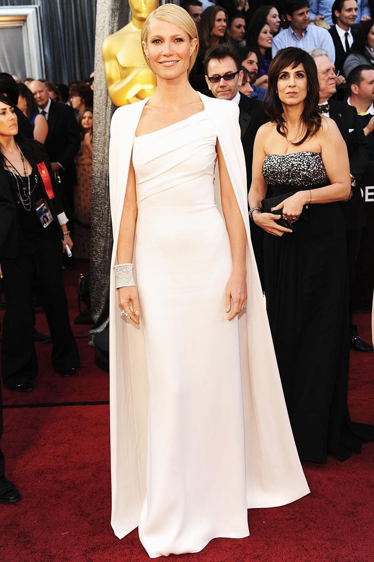 Gwyneth Paltrow - Tom Ford - Oscars 2012