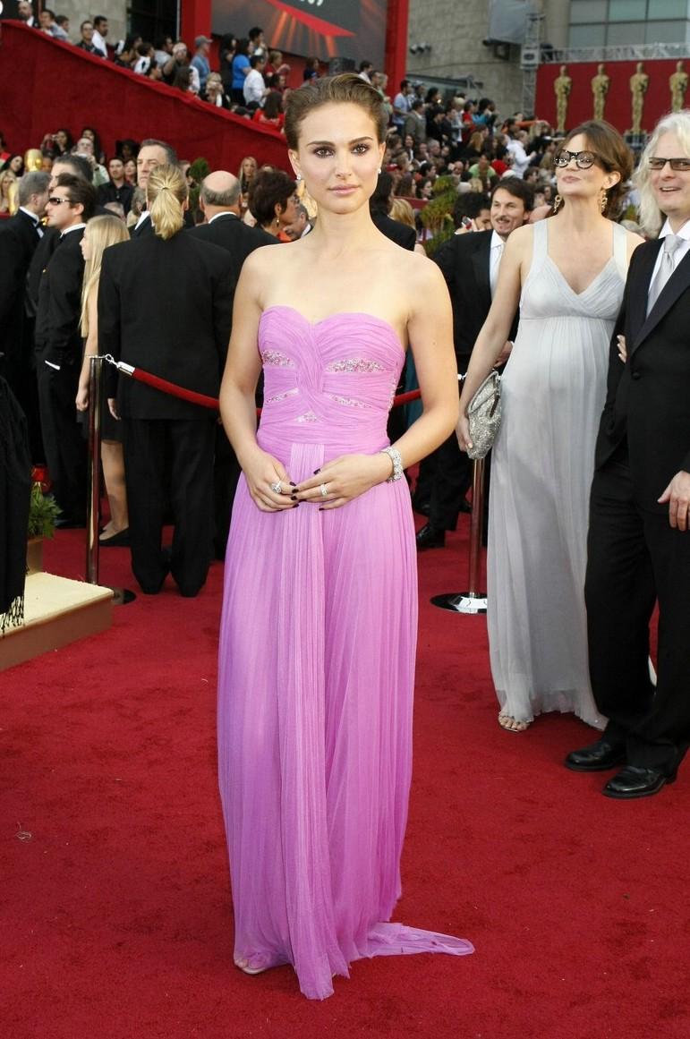 Natalie Portman - Rodarte - Oscars 2009