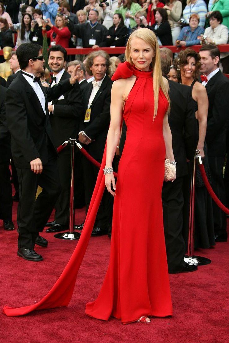 Nicole Kidman - Balenciaga - Oscars 2007