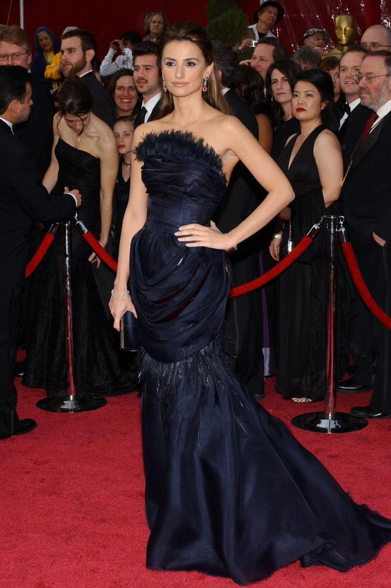Penelope Cruz - Chanel - Oscars 2008