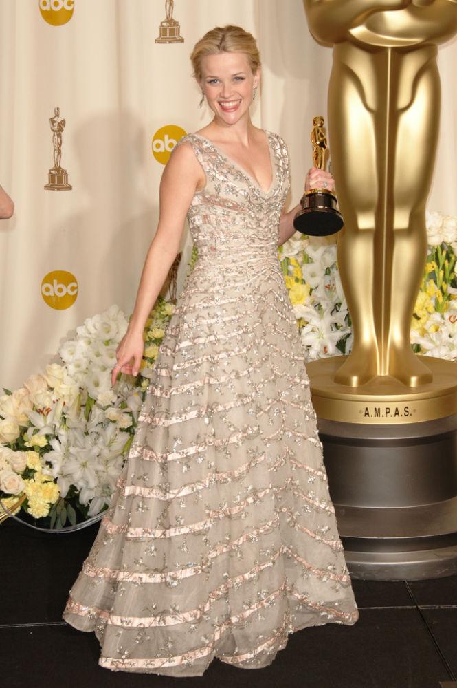 Reese Whiterspoon - Dior Vintage - Oscars 2006 2