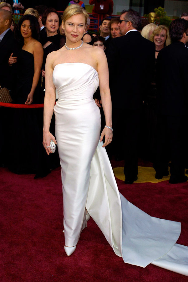 Renee Zellweger - Carolina Herrera - Oscars 2004