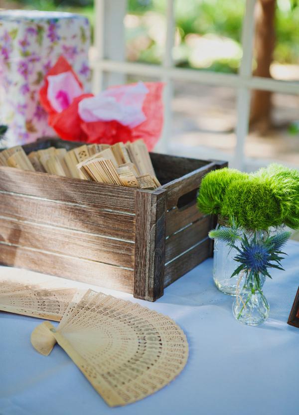 Detalles practicos para invitados - Abanicos y Pai pais 1