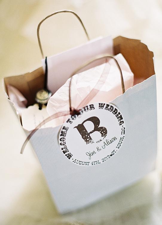 Detalles practicos para invitados - Welcome bag