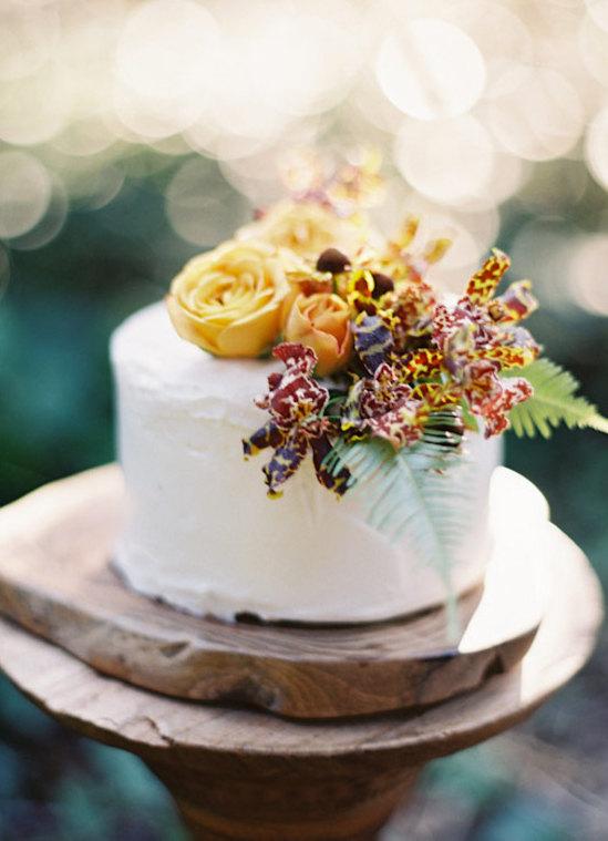 Tartas llenas de flores 12