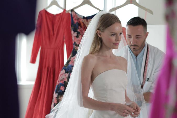 Boda Kate Bosworth - Oscar de la Renta 1