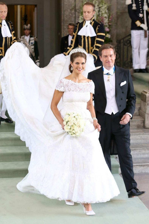 Boda Magdalena de Suecia - Valentino 4