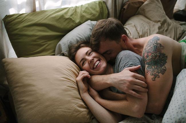 Una pareja en la intimidad 2