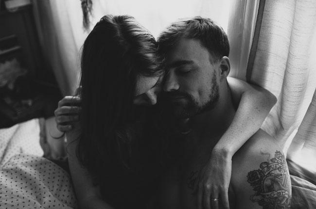 Una pareja en la intimidad 3