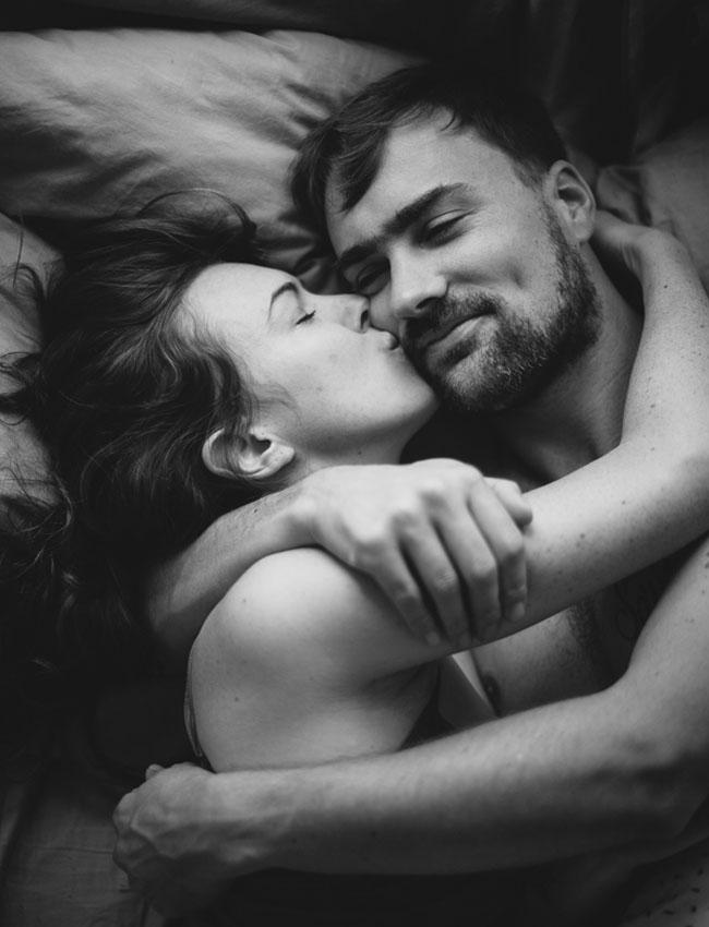 Una pareja en la intimidad 5