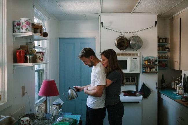 Una pareja en la intimidad 7
