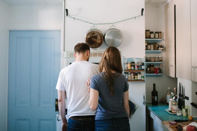Una pareja en la intimidad 8