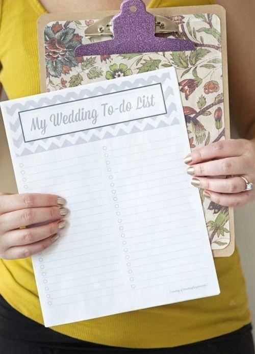 Listas de bodas 1