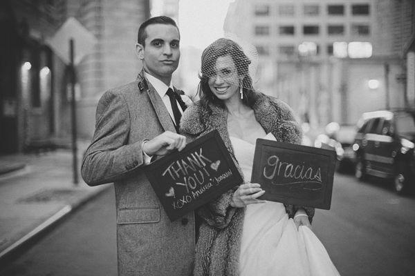 Una boda de invierno en Brooklyn 1