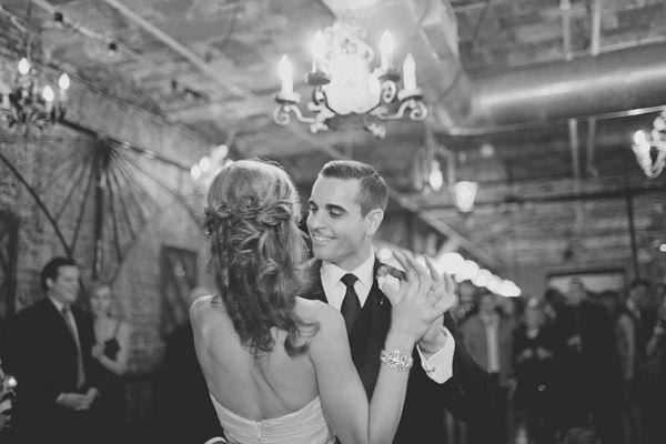 Una boda de invierno en Brooklyn - Baile
