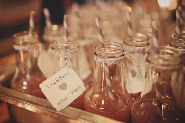 Una boda de invierno en Brooklyn - Drink Bar