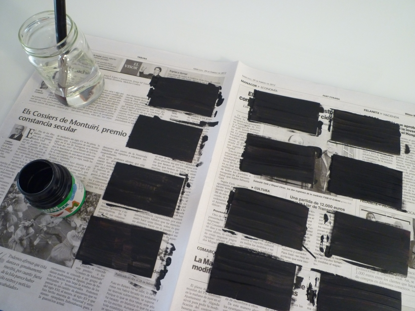 DIY Mini-pizarras 8