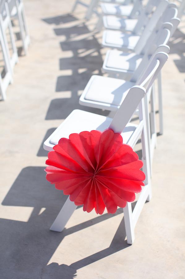 Boda en rojo pasión - Ceremonia 2