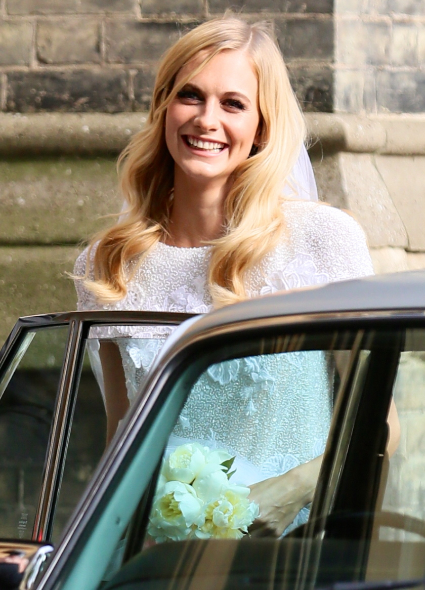 Boda Poppy Delevingne Wedding 12
