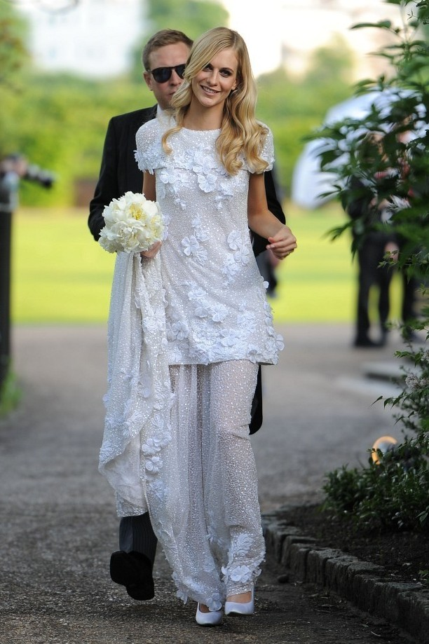 Boda Poppy Delevingne Wedding 13