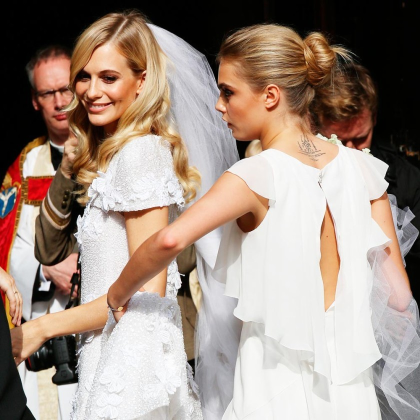 Boda Poppy Delevingne Wedding 1