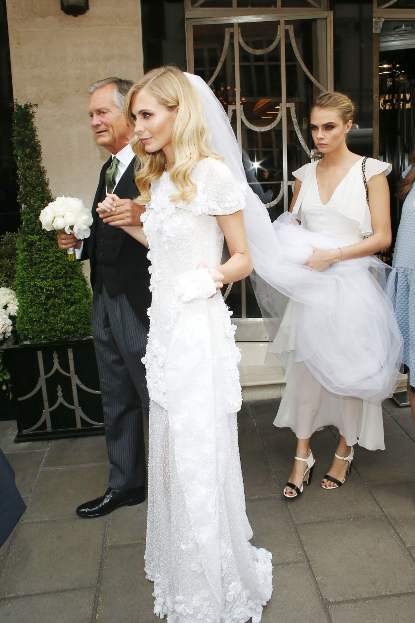 Boda Poppy Delevingne Wedding 2
