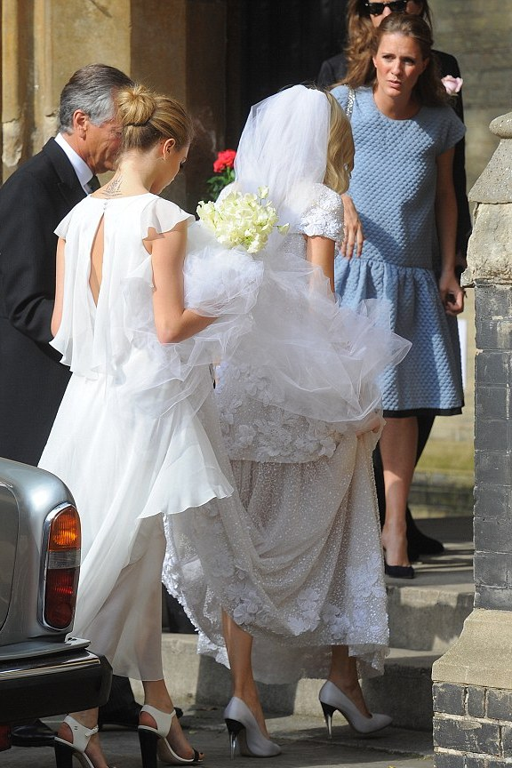 Boda Poppy Delevingne Wedding 3