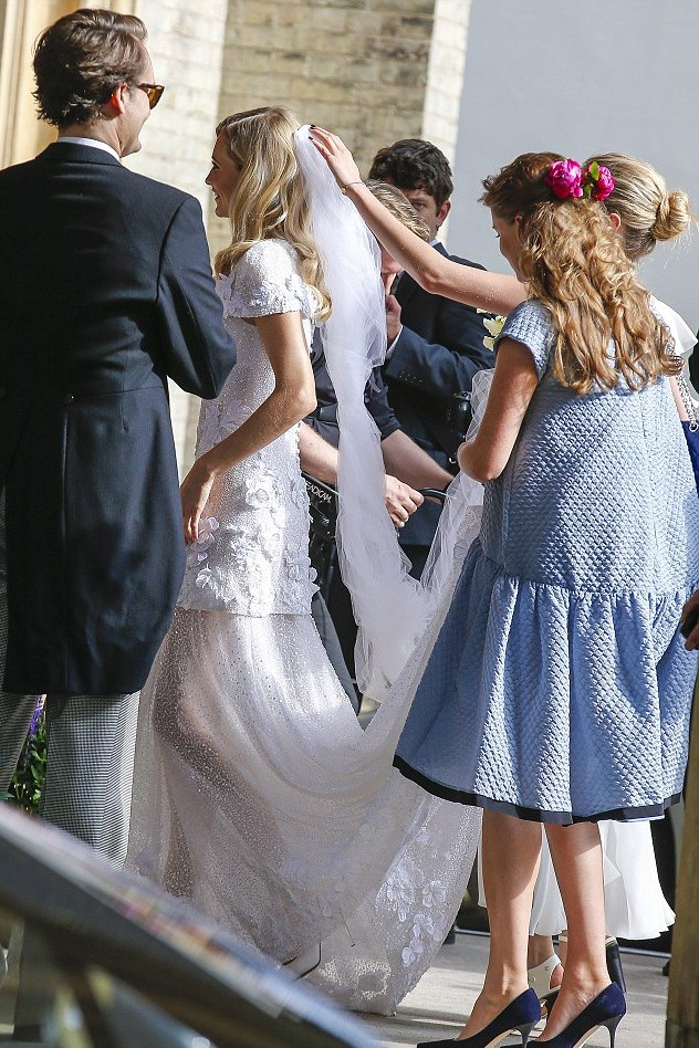 Boda Poppy Delevingne Wedding 5