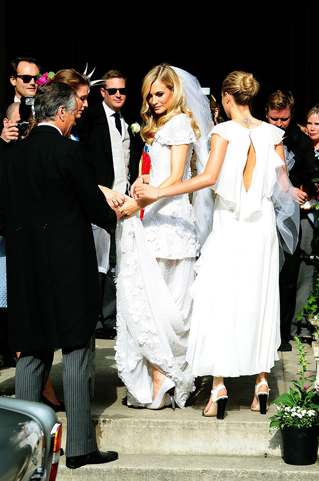 Boda Poppy Delevingne Wedding 6