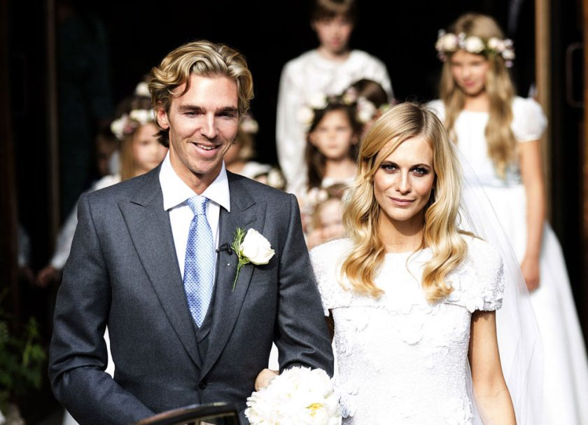 Boda Poppy Delevingne Wedding 7