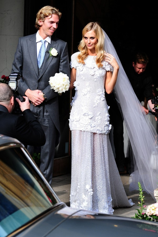 Boda Poppy Delevingne Wedding 8