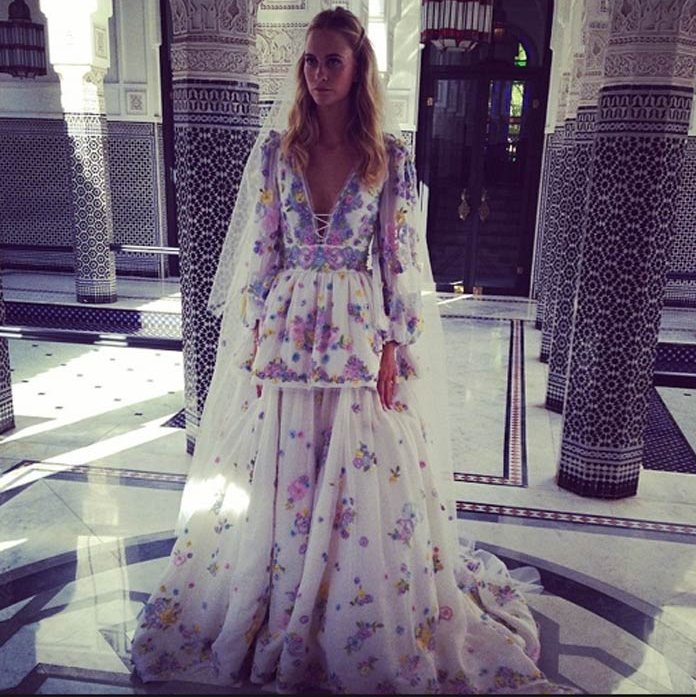 Boda Poppy Delevingne Wedding Marrakech 4