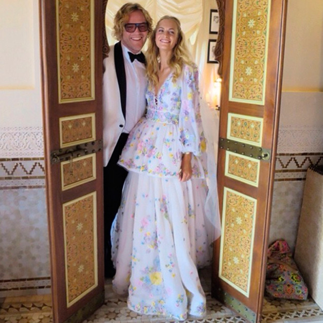 Boda Poppy Delevingne Wedding Marrakech 5