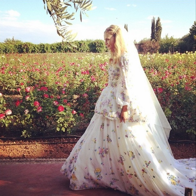 Boda Poppy Delevingne Wedding Marrakech 6