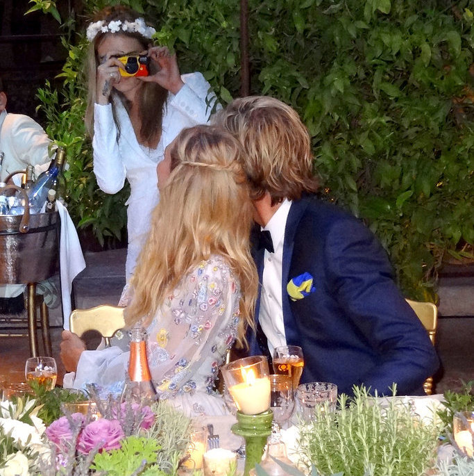 Boda Poppy Delevingne Wedding Marrakech 8