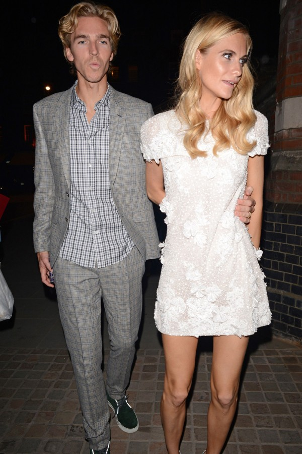 Boda Poppy Delevingne Wedding - Party