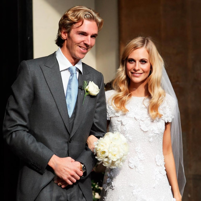 Boda Poppy Delevingne Wedding
