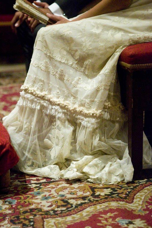 Vestido de novia - Bajos increibles - 1. Marcela Mansergas